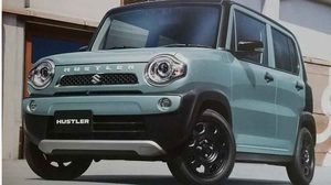 Suzuki Hustler Tough Wild หลุดข้อมูลรุ่น สเปเชี่ยล อิดิชั่น