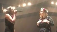 Adele ถึงขั้นตะลึง! หลังชวนแฟนคลับมาร้องเพลงบนเวที
