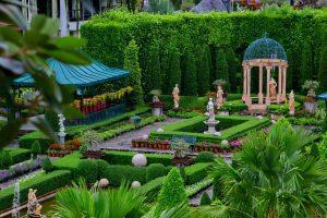 สวนนงนุช พัทยา จังหวัดชลบุรี