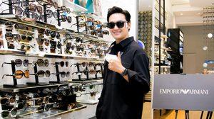 แว่นท็อปเจริญ ยกขบวนแว่นแบรนด์ดัง OAKLEY และ EMPORIO ARMANI เอาใจหนุ่มรักแฟชั่น