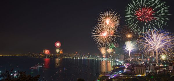 Pattaya Countdown 2019