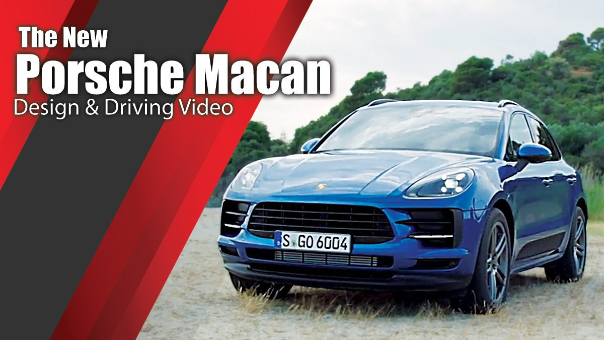 The new Porsche Macan - Design & Driving Video