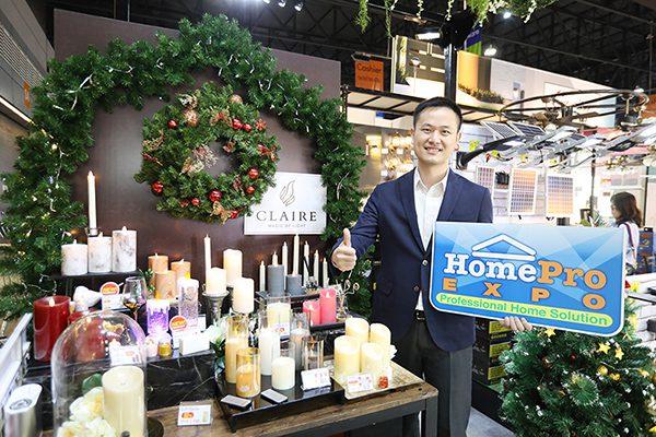 ไอเดีย คิวบ์ บุกงาน Homepro Expo ครั้งที่ 30