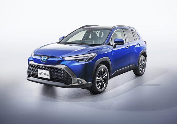 Toyota Corolla Cross