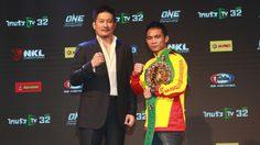 ศรีสะเกษ พร้อมป้องกันแชมป์โลกครั้งแรกที่ไทย บนสังเวียน ONE Championship
