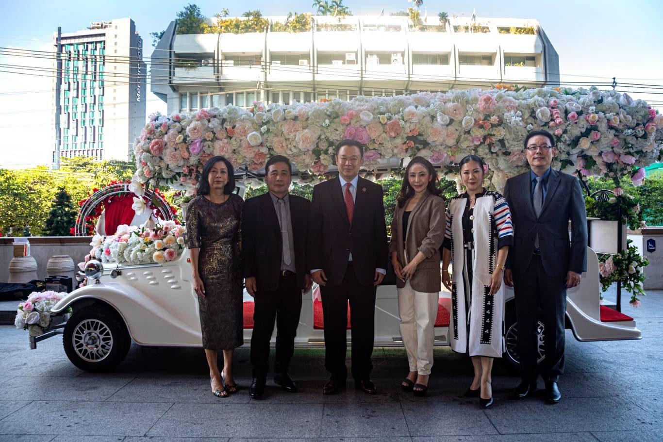 ชวนเที่ยวงาน Beautiful Bangkok 2020: A Blossom of Happiness