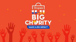 """เปิดฉากความฮากับ """"หม่ำ-เท่ง-โหน่ง"""" แคมเปญแอมบาสเดอร์ล่าสุดใน Shopee 11.11 Big Sale"""