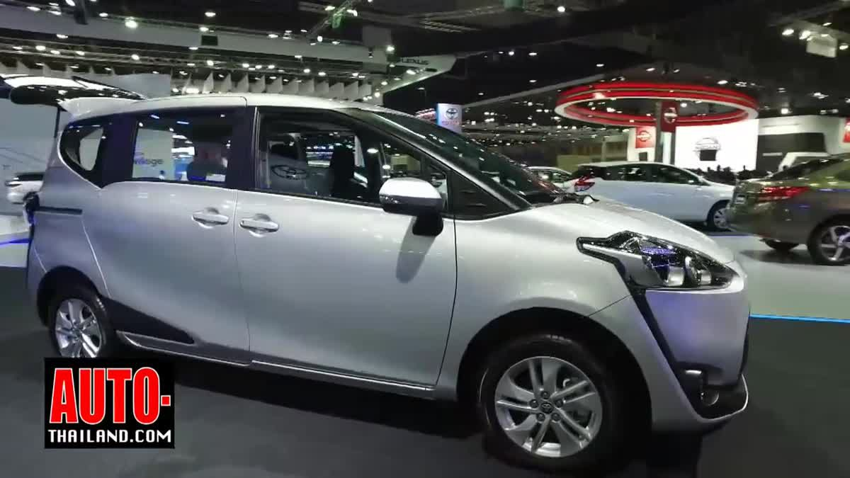 """โตโยต้าโชว์นวัตกรรมยานยนต์ต้นแบบแห่งอนาคต """"Toyota FCV Plus"""" ในงาน Motorshow 2017"""
