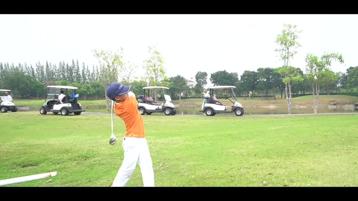 BMW Junior Golf Camp 2018 พาน้องๆ เข้าคอร์สฝึกวงสวิง