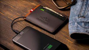 Volterman กระเป๋าเงินอัจฉริยะ จัดเต็มทั้งแบตสำรอง, WiFi ฮอตสปอต, GPS และกล้องจับขโมย