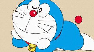 Doraemon  กลายเป็นตึกประจำย่านธุรกิจกรุงโตเกียว