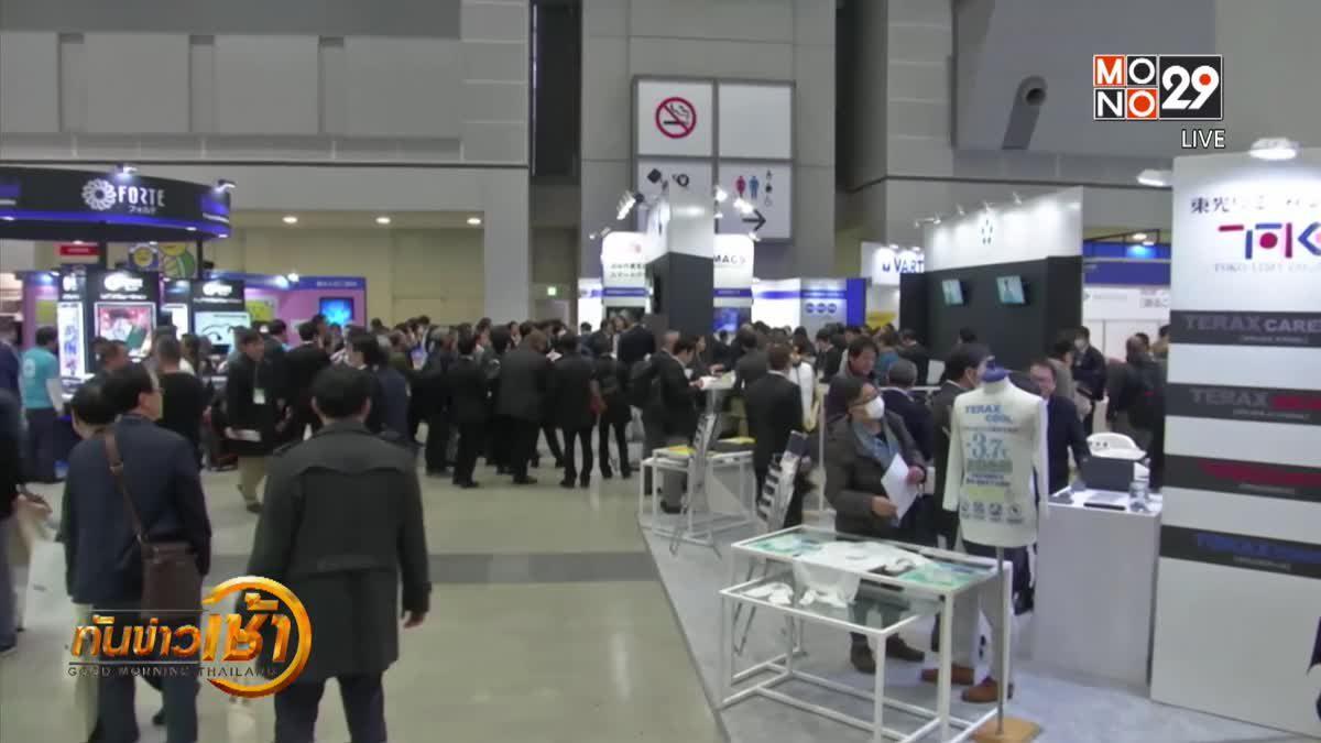 ชมอุปกรณ์ไฮเทคที่งาน Wearable Expo