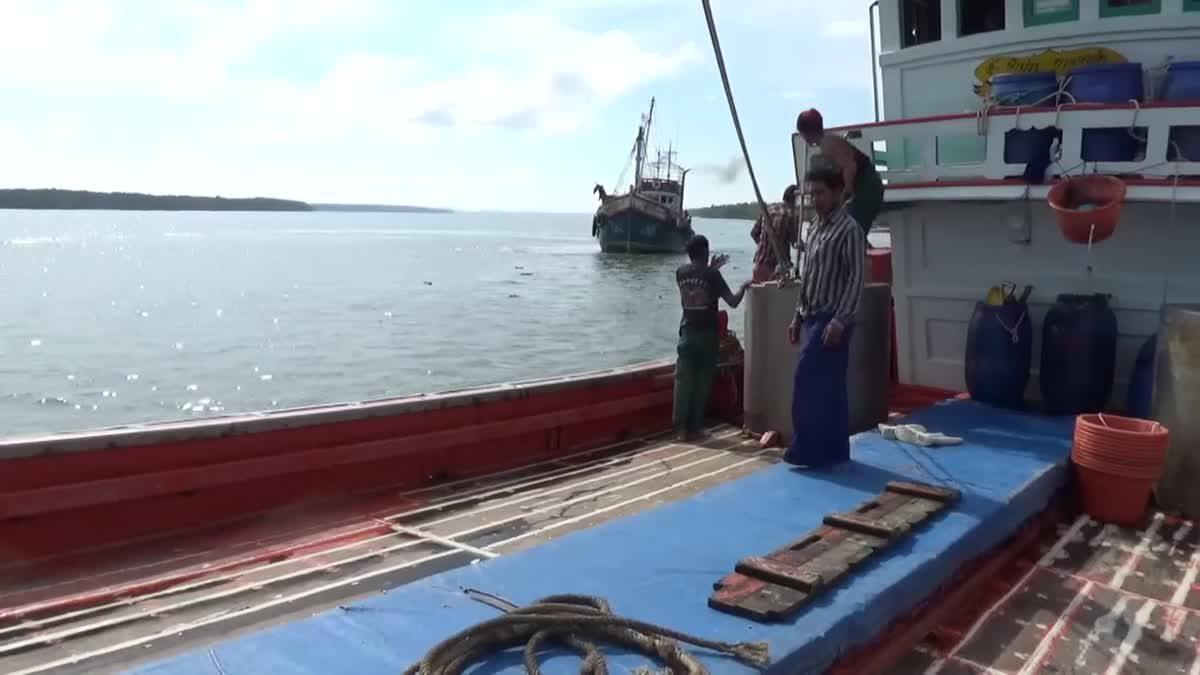 ปิดอ่าวฝั่งอันดามันช่วงฤดูปลาวางไข่ ฝ่าฝืนโทษปรับสูงสุด 30 ล้าน