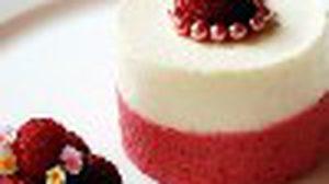เมนู raspberry mousse cake แสนหวานสำหรับวาเลนไทน์นี้