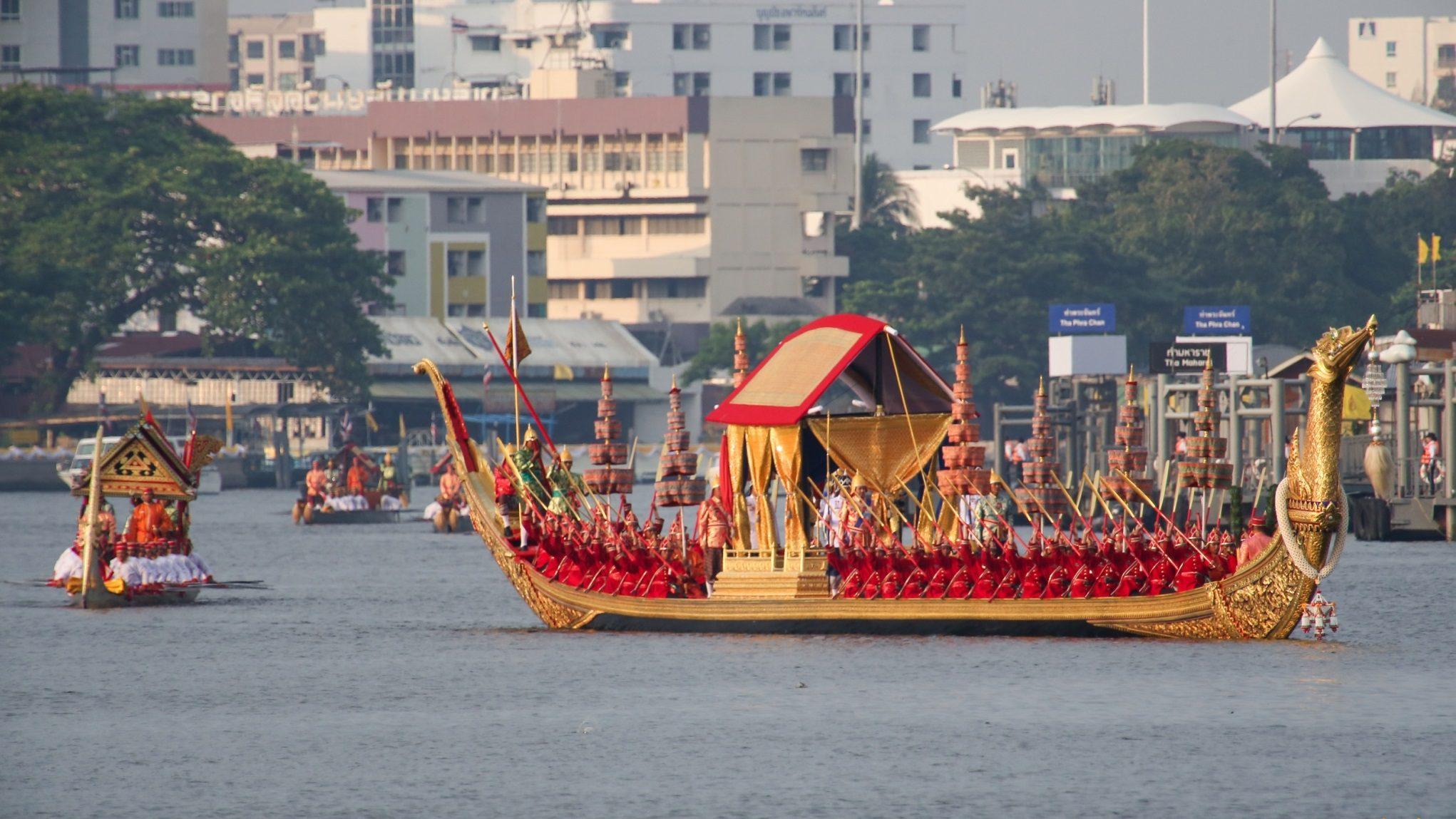 """ประวัติเรือในขบวน """"พระราชพิธีบรมราชาภิเษก 2562"""""""