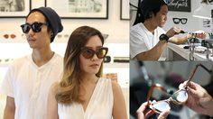 Arty&Fern Eyewear ศิลปินนักสร้างแว่นตาเฉพาะบุคคล 'คำตอบของความแตกต่าง'