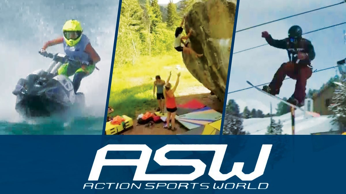 รายการ Action Sports World Season18 | EP.25 [FULL]