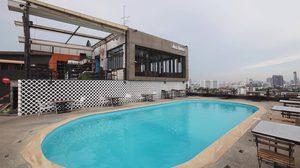 ร้าน Legend Roof Bar วิวขั้นเทพกลางกรุง ซอยพหลโยธิน 24