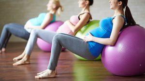 ผู้หญิงท้อง ก็ออกกำลังกายได้ คลอดง่าย ปลอดภัย แถมดีต่อลูก