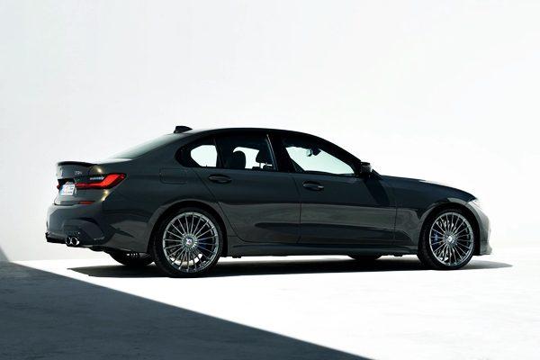 Alpina D3 S Sedan