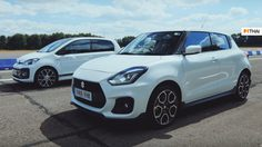 เมื่อ Volkswagen Up GTI เจอกับ Suzuki Swift Sport ในทางตรง คันไหนจะเข้าวิน?