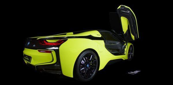i8 Roadster LimeLight Edition