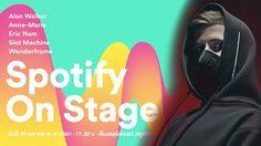 Alan Walker, Eric Nam นำทีมร่วม คอนเสิร์ต Spotify on Stage ครั้งแรกในไทย!