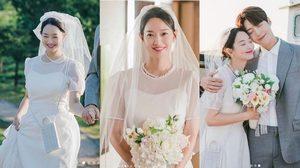 ซูมชุดเจ้าสาว หมอยุนฮเยจิน Hometown Cha-Cha-Cha ชุดแต่งงานในฝันสาวไทย