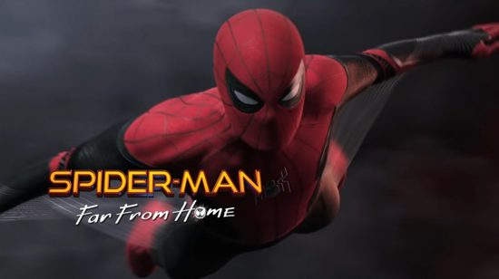 ตัวอย่างแรก SPIDER-MAN  FAR FROM HOME Official Teaser Trailer