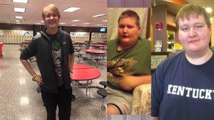 หนุ่ม 18 เดินไปกลับโรงเรียนทุกวัน ลดน้ำหนักได้ 53 กิโลกรัม ใน 2 ปี