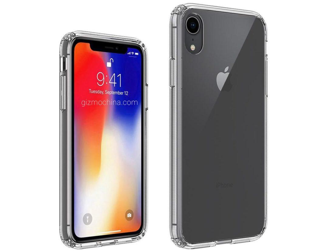 เคส iPhone 9 ด้าหน้าและด้านหลัง