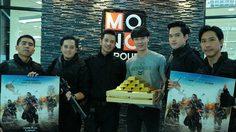 รอน เอเอฟ นำทีมดีเจ Mono Fresh เป็นหน่วยเนวีซีลจาก Renegades บุกเยือนชาว MThai Movie