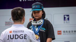 เด็กหญิงวรรณรญา วัย 11 ปี คว้าแชมป์บังคับโดรนปี 2018 ที่ประเทศจีน