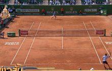 """""""นาดาล"""" ลิ่ว 8 คนสุดท้ายเทนนิสมอนติคาร์โล"""