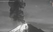 ภูเขาไฟในเม็กซิโกปะทุรุนแรง