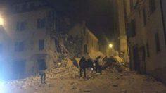 คืบหน้า แผ่นดินไหวอิตาลี เกิดอาฟเตอร์ช็อกซ้ำ200ครั้ง