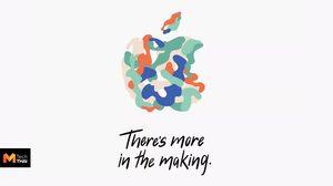 Apple ร่อนจดหมายเชิญสื่อร่วมเปิดตัวสินค้าใหม่ 30 ตุลาคมนี้ iPad Pro มาแน่นอน