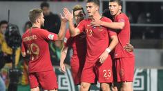 ผลบอล : โปรตุเกส vs โปแลนด์ !! ฝอยทอง สิบคนเจ๊า โปแลนด์ 1-1 ยังลิ่วแชมป์กลุ่ม