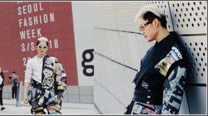 กอล์ฟ พิชญะ ประชันความเท่กับเหล่าอปป้า ที่ Seoul Fashion Week