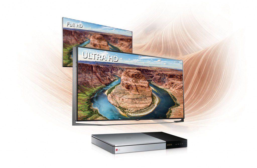 LG 4K Ultra HD 3D Blu-ray_ Player - BP740 - 3