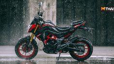 GPX Demon 150 GN 2018 ใหม่ มินิไบค์สัญชาติไทย ราคา 60,900 บาท