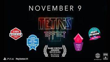 Tetris Effect สั่งซื้อล่วงหน้าตั้งแต่วันที่ 16 ตุลาคมนี้ ขายจริง 9 พฤศจิกายน