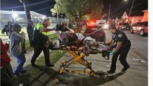 ด่วน !! เหตุบุกกราดยิงชาวบ้านกลางสวนสาธารณะ ในสหรัฐฯ