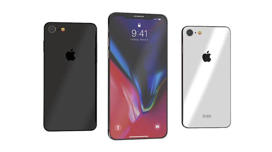 โดย olixar ผ ผล ตเคสและอ ปกรณ เสร มช อด งได ออกมาเผยข อม ลว า ภาพร าง 3 ม ต ท ม ล กษณะเหม อน iphone x แต ขนาดเล กเท า iphone se น น apple
