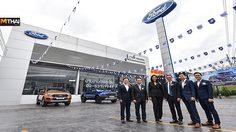 Ford รุกขยายเครือข่าย เปิดตัวโชว์รูมและศูนย์บริการ Ford ดอนเมือง
