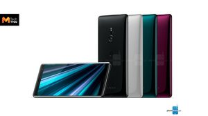 Sony Xperia XZ3 เปิดตัวแล้ว ใช้ชิป Snap 845 จอ OLED ราคาเหยียบ 3 หมื่น