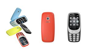 มาแล้ว!! Nokia 3310 รองรับ 3G จุใจทั้งโทรและส่งข้อความ ในราคา 1,790 บาท
