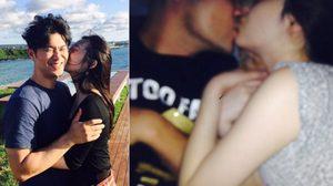 'ไม่แคร์สื่อ!' ซอลลี่ โชว์จูบ-รูปบนเตียงกับแฟนหนุ่ม