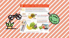 มจธ. คิดค้น สเปรย์ก๊าซ 1- MCP พร้อมใช้งาน สะดวก ช่วยยืดอายุผักผลไม้