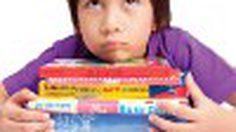 ฝึกลูกเรียนรู้บริหารเวลา รับมือการบ้านกองโต